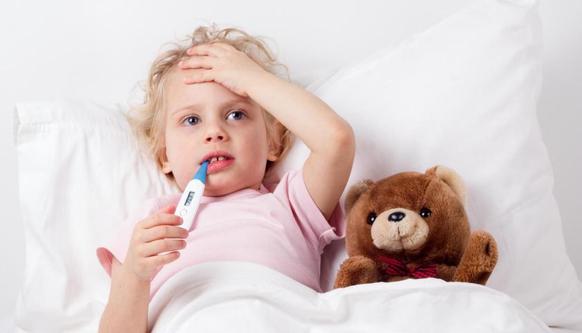 Πυρετός και η φοβία του πυρετού