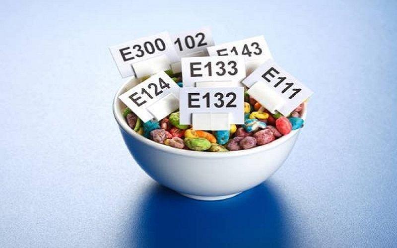 Πρόσθετα τροφίμων
