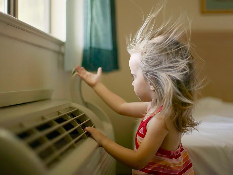 Καύσωνας και κλιματιστικά