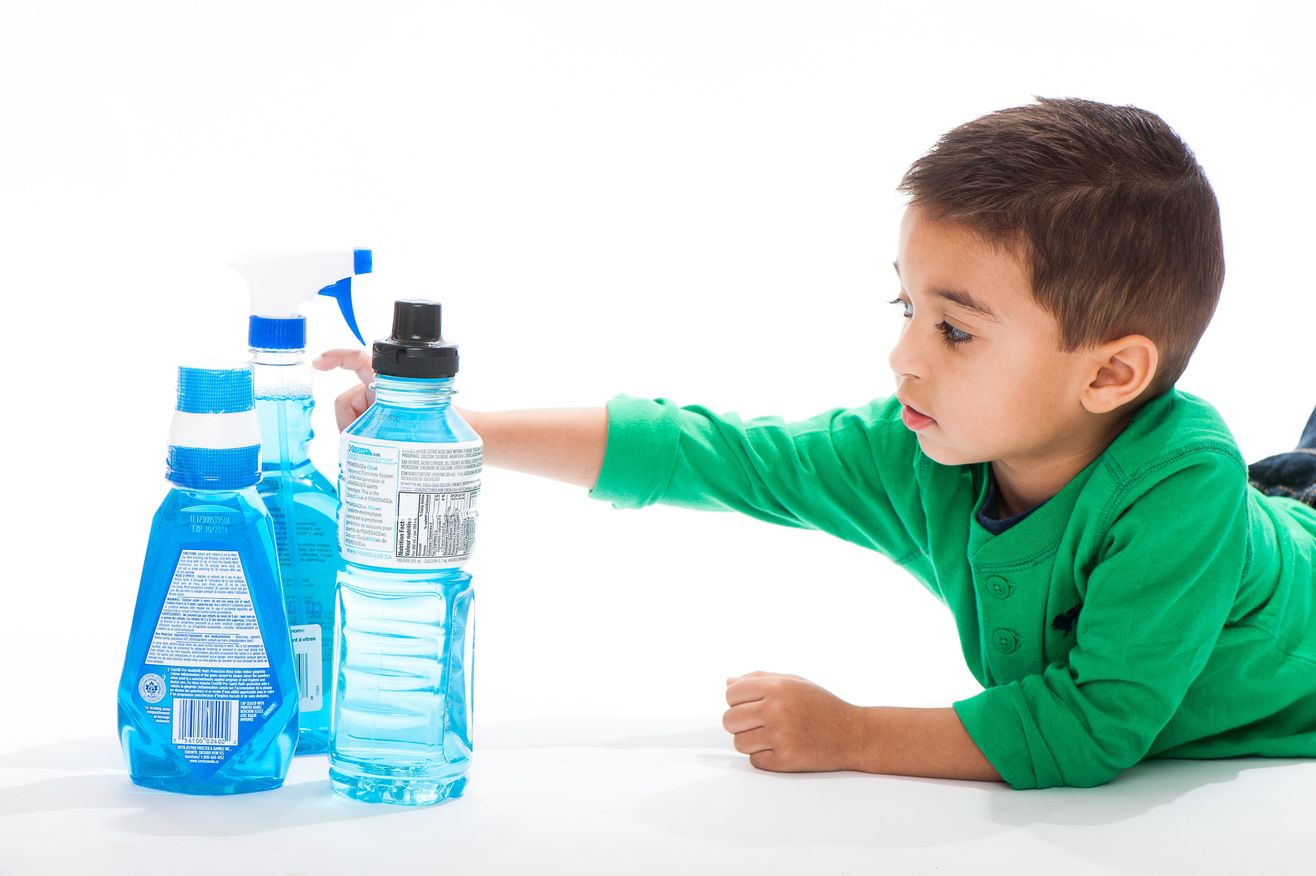 Δηλητηριάσεις στα παιδιά